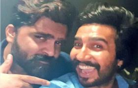 Simbu was my first industry friend: Vishnu Vishal