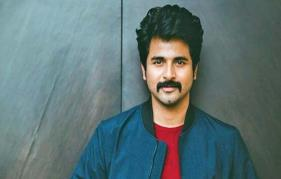 Sivakarthikeyan donates Rs 10 lakh to FEFSI members following Suriya and Karthi