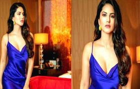 Sunny Leone is ''tired of feeling blue''