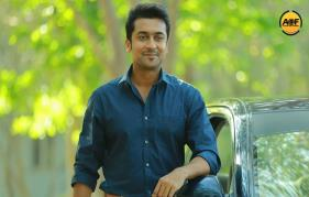 Suriya ready for the run