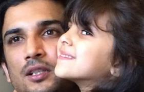 Sushant Singh Rajputs sister shares heartbreaking picture of the late actor with his niece: Freyju with Mamu