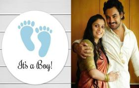 Tovino Thomas and Lidiya are blessed with a baby boy