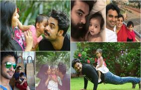 Tovino Thomas introduces his new family member