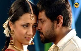 Trisha sighns saamy 2 officially