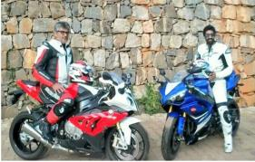 Untold version of Suhail Chandhoks road ride with Ajith