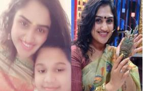 Vanitha Vijaykumars daughter pens a letter ahead of her moms marriage