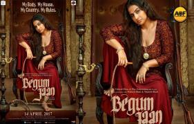 Vidhya Balan's Begum Jaan Movie First Look Revealed