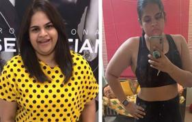 Vidyullekha Raman wins hearts with her amazing physical transformation