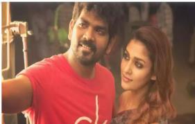Vignesh Shivan posts a BTS video with Nayanthara from Naanum Rowdy Dhaan