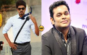 Vijay and Ar Rahaman to do once again