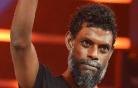 Vinayakan plays a police officer in Oruthee  Movie