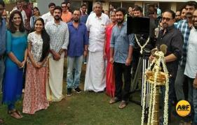 Vineeth sreenivasan starrer oru cinemakkaran goes on floor