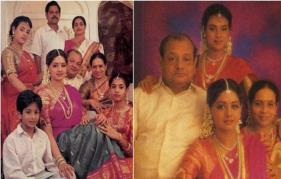 Why actress Sridevi's sister Left from Cinema