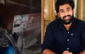 Young Malayalam actor dies in a  car accident!