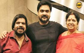 silambarasan Parents T Rajendar And Usha Rajendar To Sing For Santhanam's SPPR